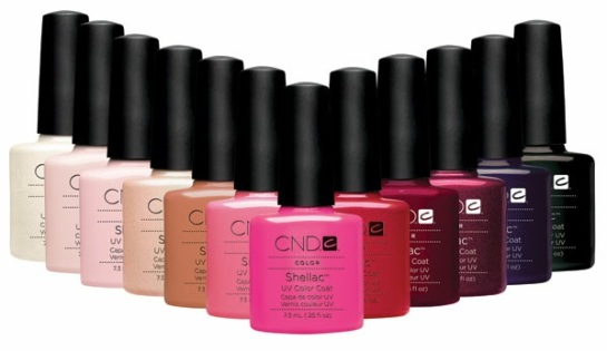 Shellac Nails UK