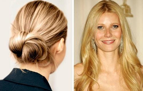 Gwyneth Paltrow | Soft Waves | Day to Night Hairstyles | SalonAddict