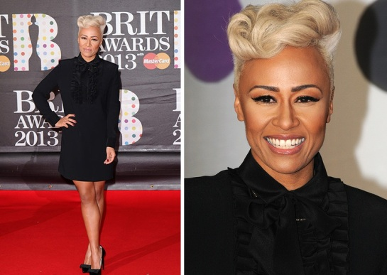 Emeli Sande | Celebrity Hairstyles 2013 - The Brit Awards | SalonAddict.co.uk