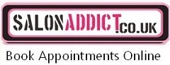SA UK Logo - Book Online
